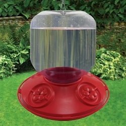 Dr. JB's Switchable 32 oz. Hummingbird Feeder